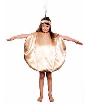 Magicoo Gemüse-Kostüm – Zwiebel Kostüm für Kinder