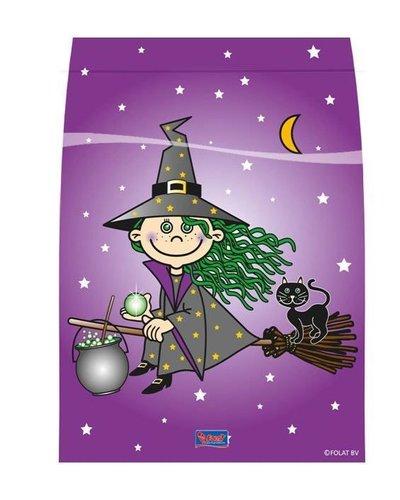 """magicoo Partytüten mit dem Motiv """"Hexe"""" für Halloweenparty"""