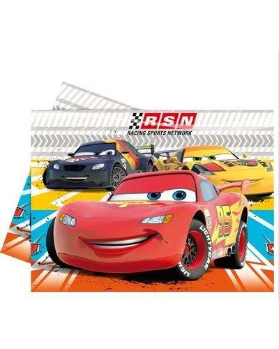 """Magicoo Tischdecke  120x180 cm mit """"Cars"""" Motiv"""