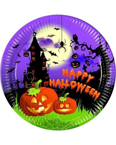 "Magicoo Halloween Partyteller ""Happy Halloween"""