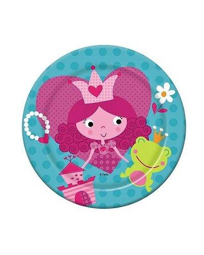 """Partyteller """"Prinzessin"""" 18 cm"""