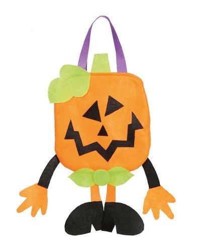 Halloween Süß-oder-Saures-Tasche für Kinder