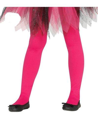 Pinke Strumpfhose für Kinder