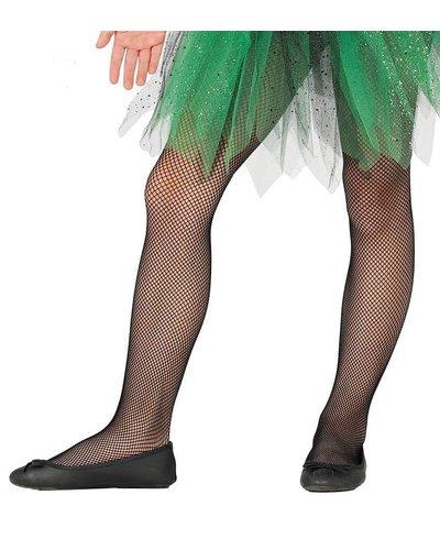 Magicoo Netzstrumpfhose schwarz für Kinder