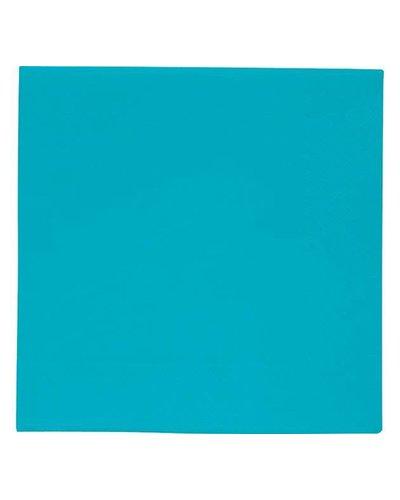 Servietten in Blau  - 30 Stück - 33x33 cm