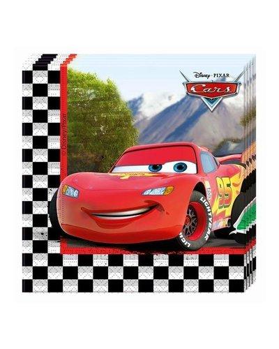 "Magicoo Servietten ""Cars"" - 20 Stück"