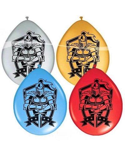 Magicoo Luftballons für Ritterparty - 8 Stück
