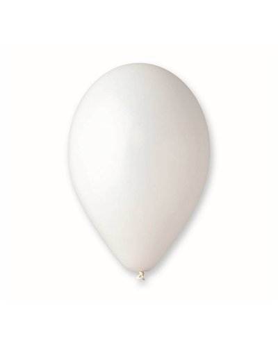 Magicoo 10 Premium Luftballons in Weiß