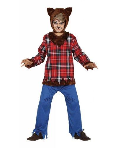 Magicoo Werwolf Kostüm für Kinder