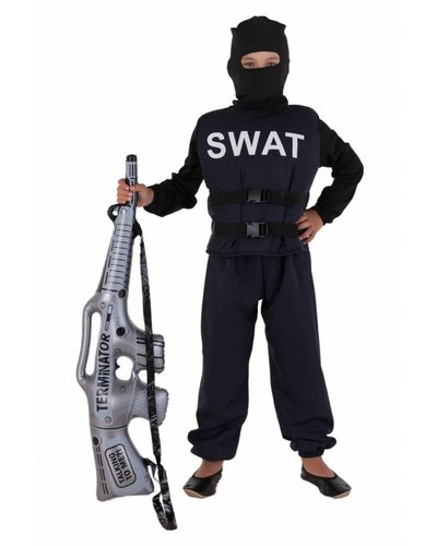 Magicoo SWAT Kostüm für Kinder