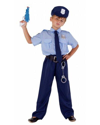 Magicoo Polizei Kostüm für Kinder Deluxe