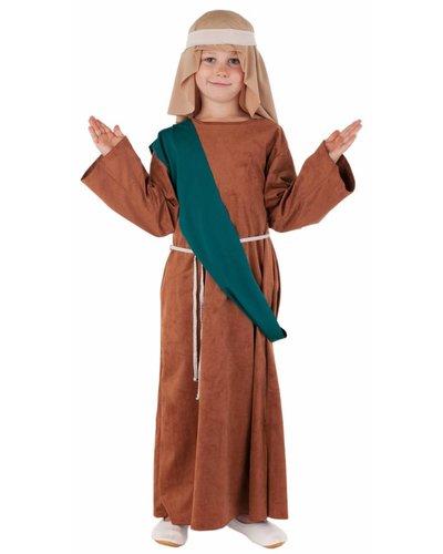 """Magicoo """"Der heilige Josef"""" - Kostüm Jungen braun-grün"""