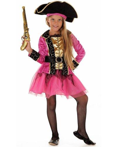 Magicoo Piraten Prinzessin Kostüm für Mädchen