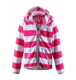 Reima Reima Rhodes UV50+ hoodie - pink & white - SALE!