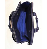 Lumi Accessories James Business Bag - black
