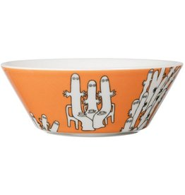 Arabia Moomin Hattifattener bowl 15cm