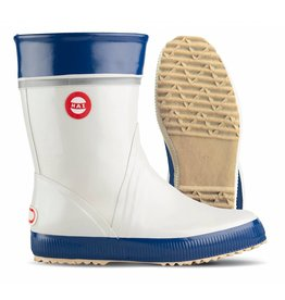 Nokian Footwear HAI wellingtons - light grey with blue