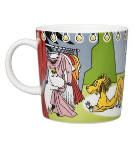 Arabia Moomin Summer Theater mug 2017