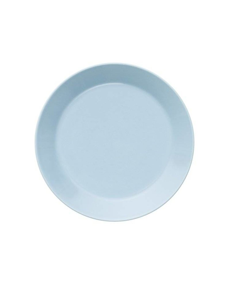 Iittala Teema Plate 21cm - light blue