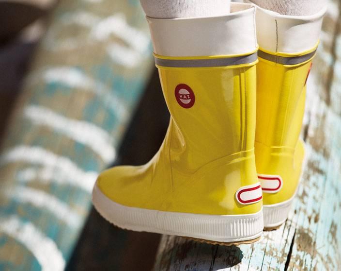 Nokian Footwear HAI wellingtons - yellow