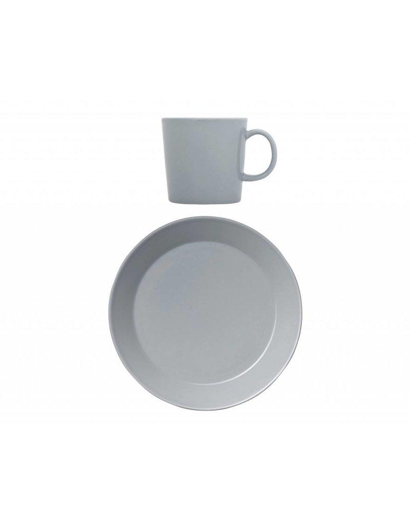 Iittala Teema Plate 26cm - pearl grey