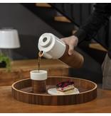 Tonfisk Tonfisk WARM 1,1L Tea/Coffee Pot - white