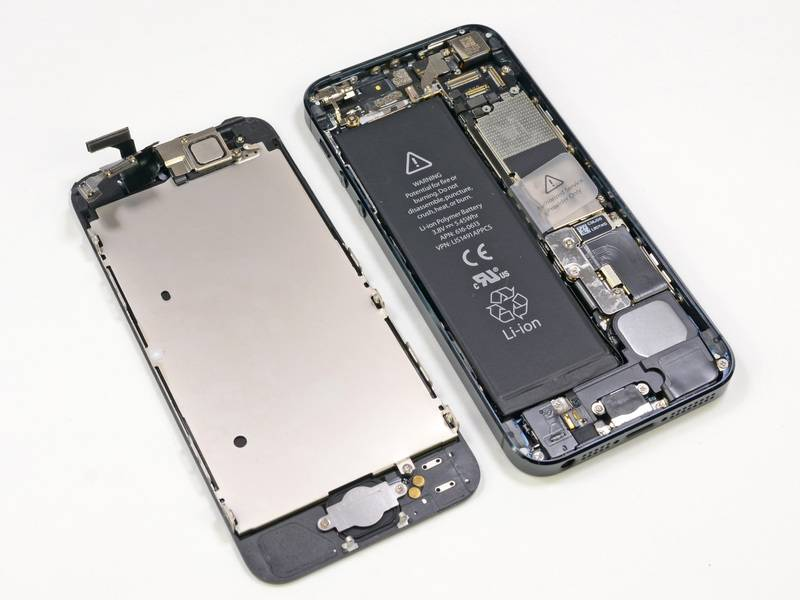 Apple iPhone 5 Display/Scherm