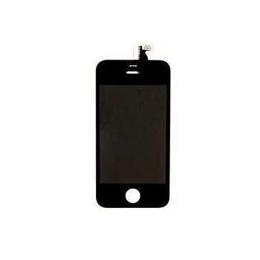 Apple iPhone 4 Scherm/Display zwart