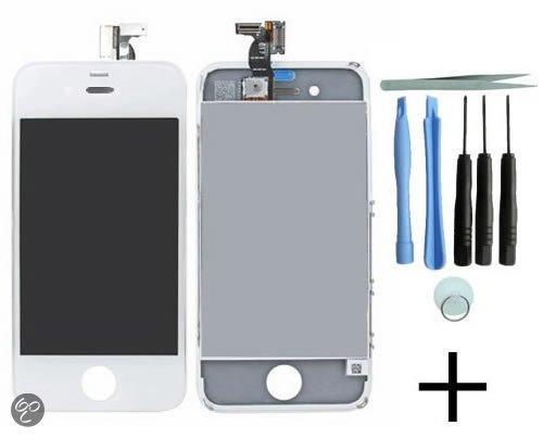 iPhone 4S Display/scherm wit