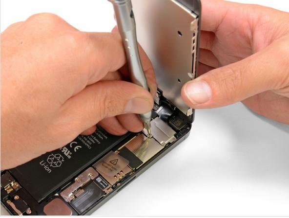 Apple iPhone 5 scherm service