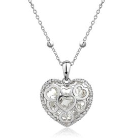 "Supercute Collier ""Love Of A Womans Heart"""