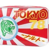 Wanted Schoudertas Tokyo Tiger