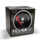 Spaarpot brandstofmeter
