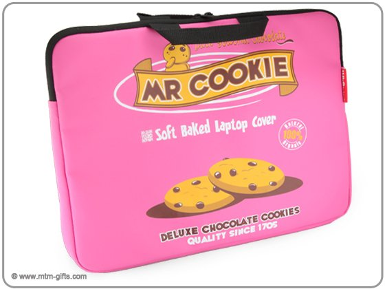 Laptop Hoes Mr Cookie 15 inch