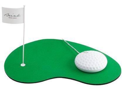 USB Golf muis met muispad