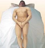 DekbedhoesFotoprint Man (single)
