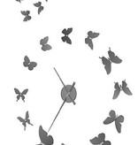 Muurklok Vlinders