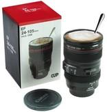 Camera lens Drinkbeker