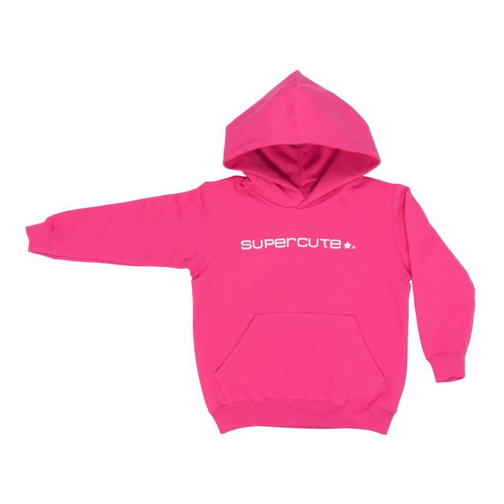 Supercute Supercute - Sweater / Hoodie Fuchsia