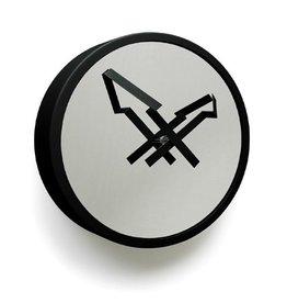 invotis wankklok pijlen zwart