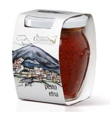Pittige Rode Pesto uit Sicilië, pesto Etna
