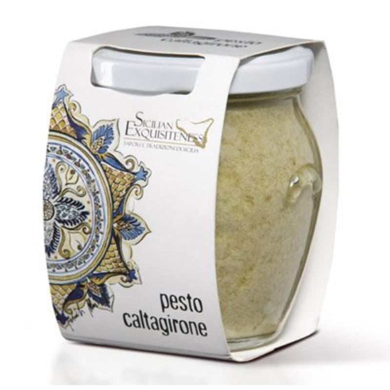 Pesto Caltagirone op basis van tonijn uit Sicilië