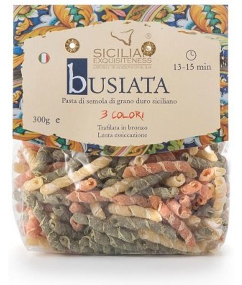 Busiata Trapanese 3 kleuren