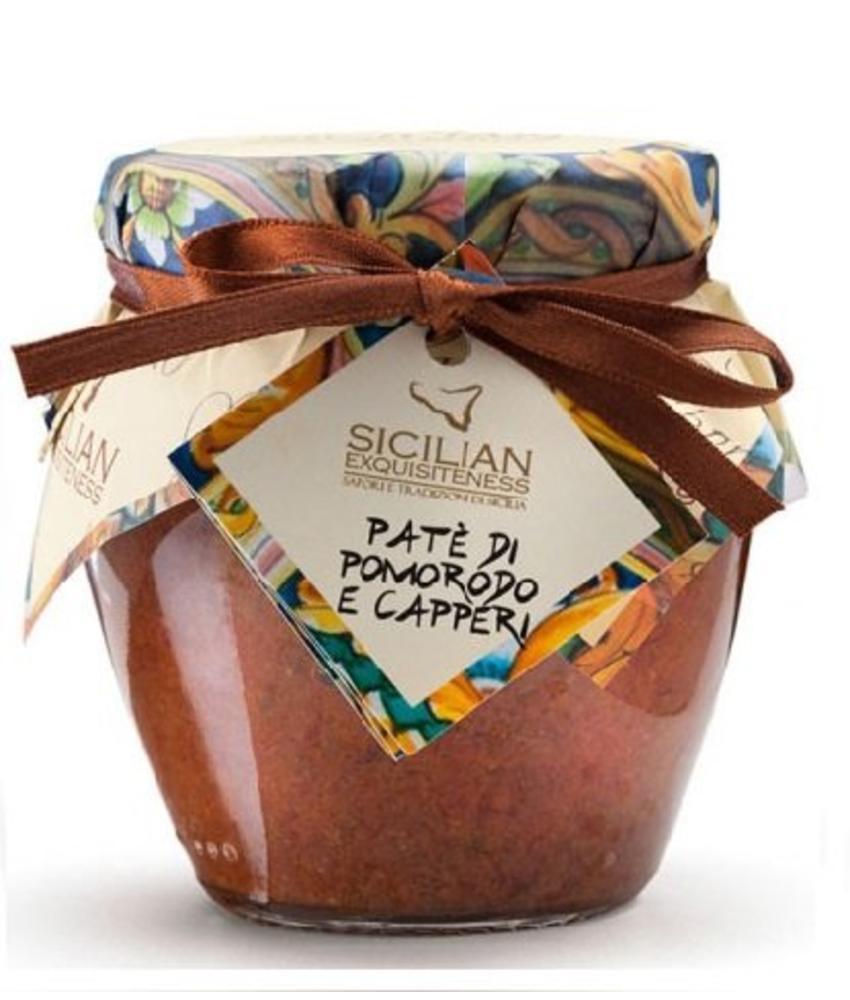 Tomatentapenade Met Pistache