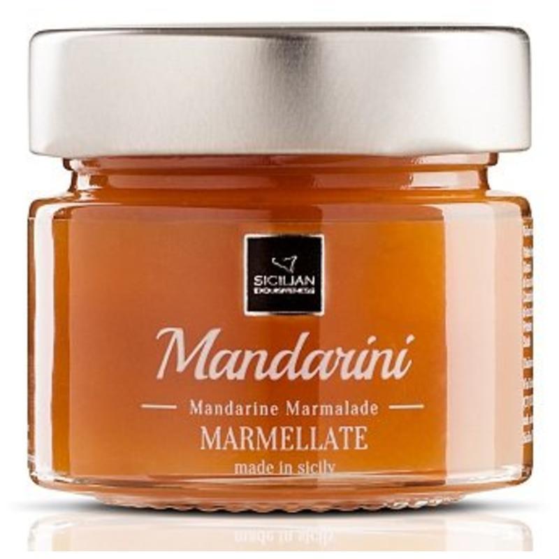 Mandarijnen marmelade