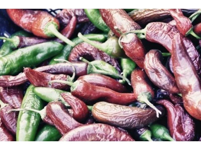 Gemalen Rode Pepers