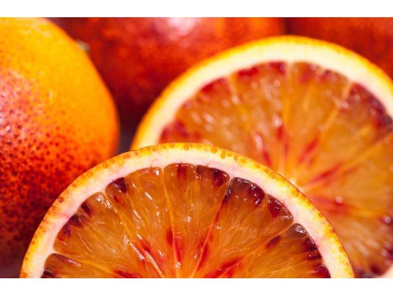 Nougat Amandel met gekonfijte Sinaasappel