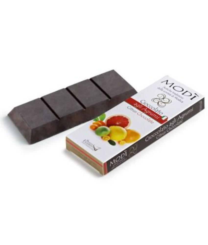 Chocolade Met Citrusvruchten