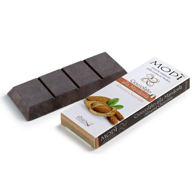 Chocolade met Amandel