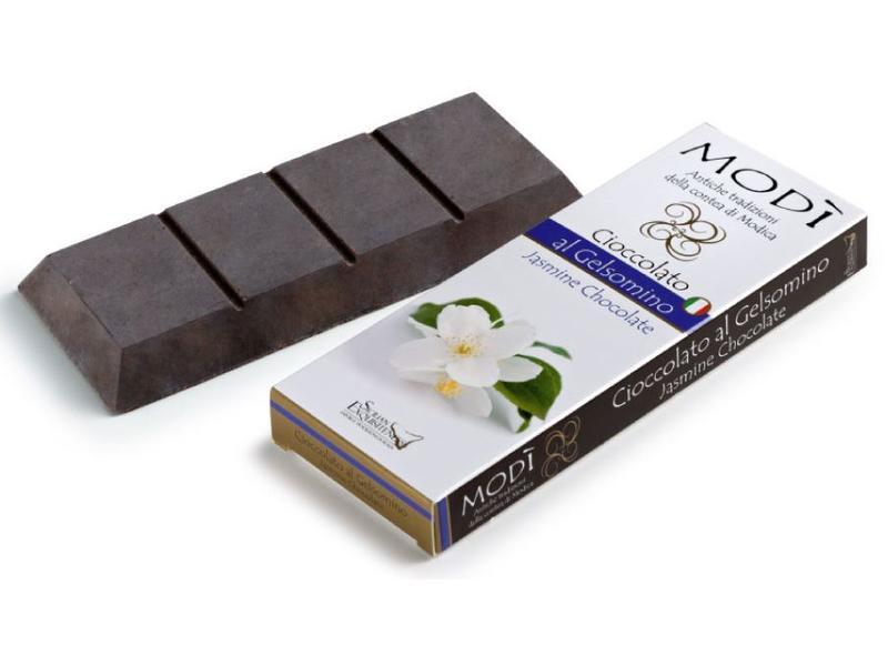 Chocolade met Jasmijn